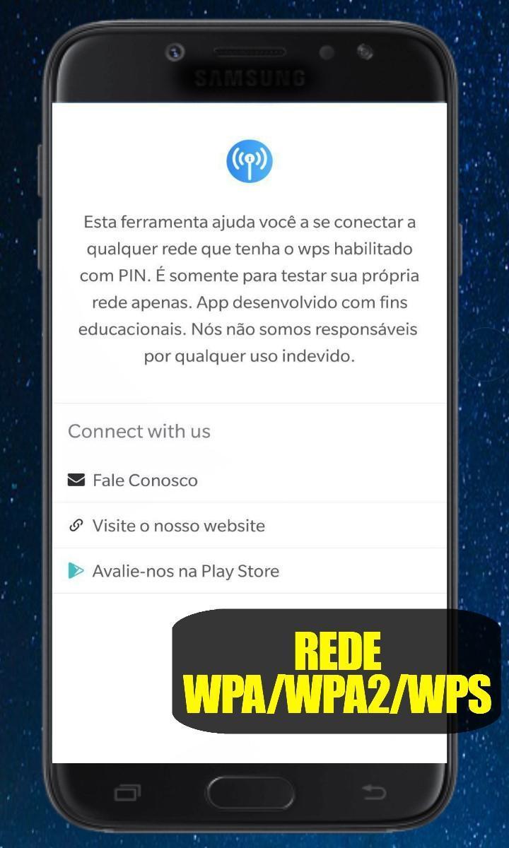 Wps Senha Wifi Para Android Apk Baixar