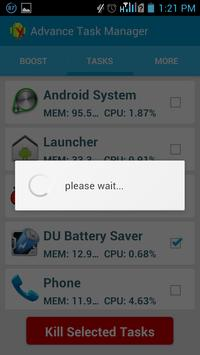 Advance Task Manager screenshot 1