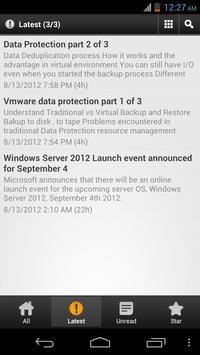 TechyTube RSS Reader apk screenshot