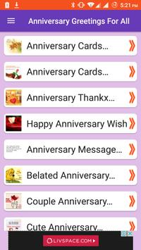 Anniversary greetings for all apk download free photography app anniversary greetings for all poster m4hsunfo