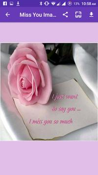 I miss you greeting cards for android apk download i miss you greeting cards screenshot 2 m4hsunfo