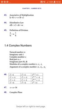 Important Exam Cracker Maths Formulas apk screenshot