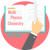 All formula (Math,Physics,Chemistry) for 11th 12th icon