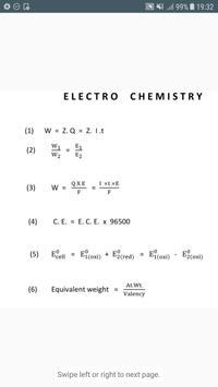 All formula (Math,Physics,Chemistry) for 11th 12th screenshot 14