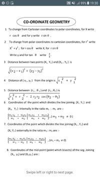 All formula (Math,Physics,Chemistry) for 11th 12th screenshot 10