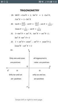 All formula (Math,Physics,Chemistry) for 11th 12th screenshot 3