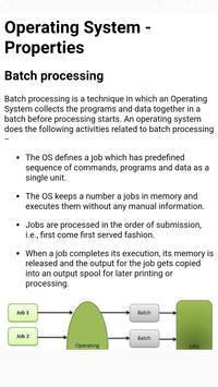 OPERATING SYSTEM NOTES screenshot 6