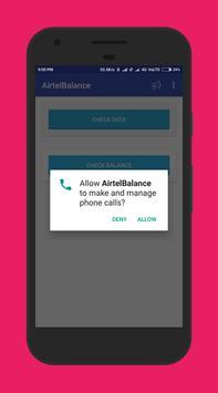 Airtel Balance-Check Data Usage And Balance screenshot 5