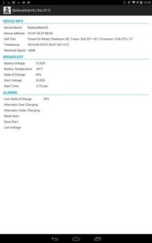 BLE Car Battery Monitor apk screenshot