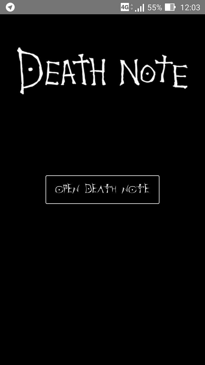 Death App Note for Android - APK Download