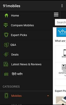 91mobiles official app screenshot 6