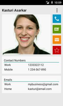 Contact Console screenshot 4