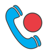 Recoda - A call recorder icon