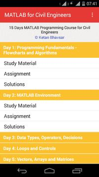 MATLAB for Civil Engineers for Android - APK Download