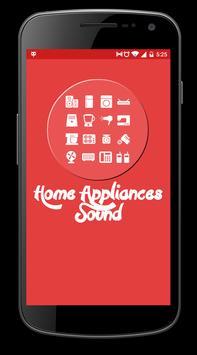 Home Appliances Sounds poster