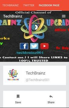 TechBrainz apk screenshot