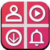DP & Videos Downloader for Instagram icon