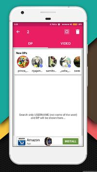 DP & Videos Downloader screenshot 5