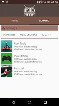 UpperDeck Sports Cafe & Grill apk screenshot