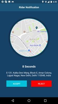 Via Cab Driver screenshot 3