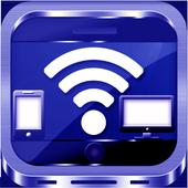 Wifi Data Transfer icon