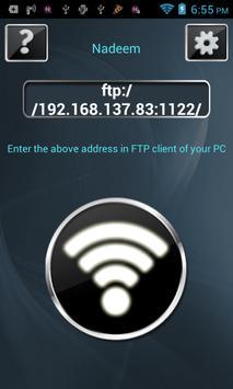 Wifi Data Transfer apk screenshot