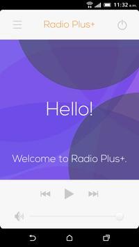 Radio Plus+ poster