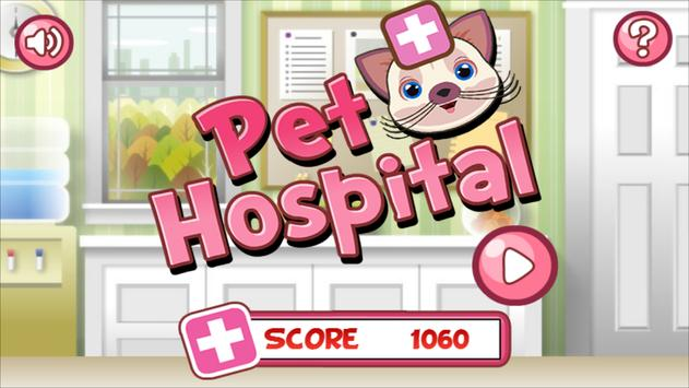 Pet Hospital apk screenshot