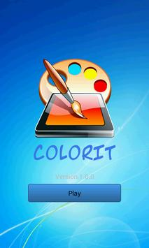 ColorIt poster