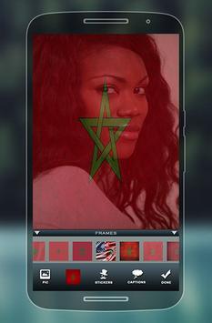 Flag Morocco apk screenshot