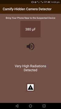Camify-Hidden Camera Detector screenshot 4