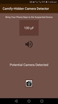 Camify-Hidden Camera Detector screenshot 3