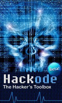 Hackode Poster