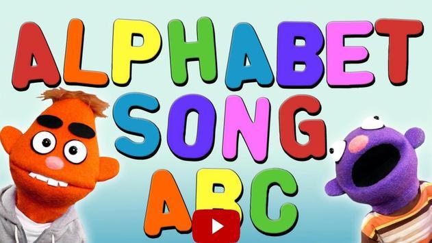 Pre-nursery Kids English Rhyme poster