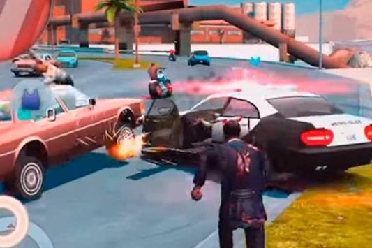 Tips Gangstar Vegas Mafia apk screenshot