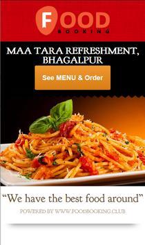 MAA TARA REFRESHMENT BHAGALPUR poster