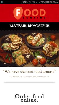 MAYFAIR BHAGALPUR poster