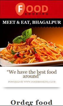 MEET & EAT BHAGALPUR poster