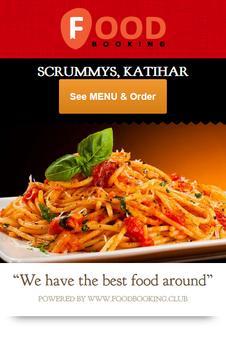 SCRUMMYS KATIHAR poster