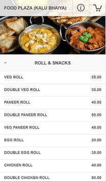 FOOD PLAZA BHAGALPUR apk screenshot