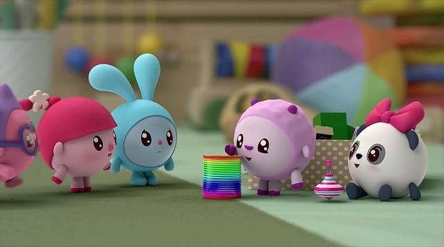 Малышариики игровой screenshot 3