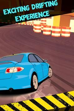 Thumb Car Drift : Race Furious apk screenshot
