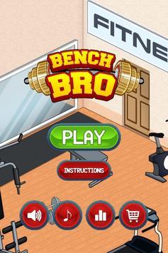 Bench Bro poster