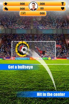Flick Goal Hero 2017 screenshot 2