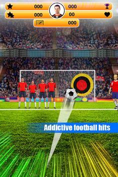 Flick Goal Hero 2017 screenshot 7