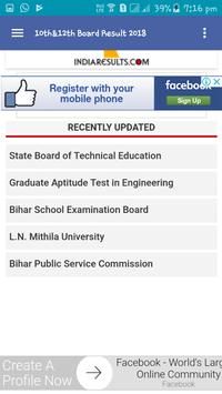 10th&12th Board Result 2018 for Android - APK Download