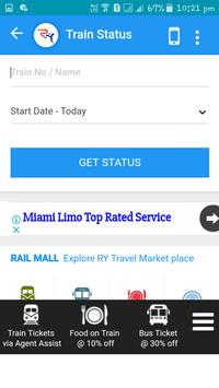 New Live Train Status screenshot 2