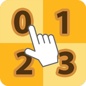 Number Tap Challenge icon