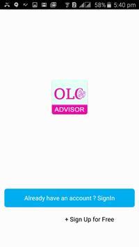 OLC CAB ADVISOR apk screenshot