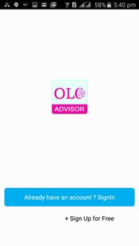 OLC CAB ADVISOR screenshot 1